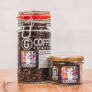 Mexico Speciality Coffee from G Coffee Company